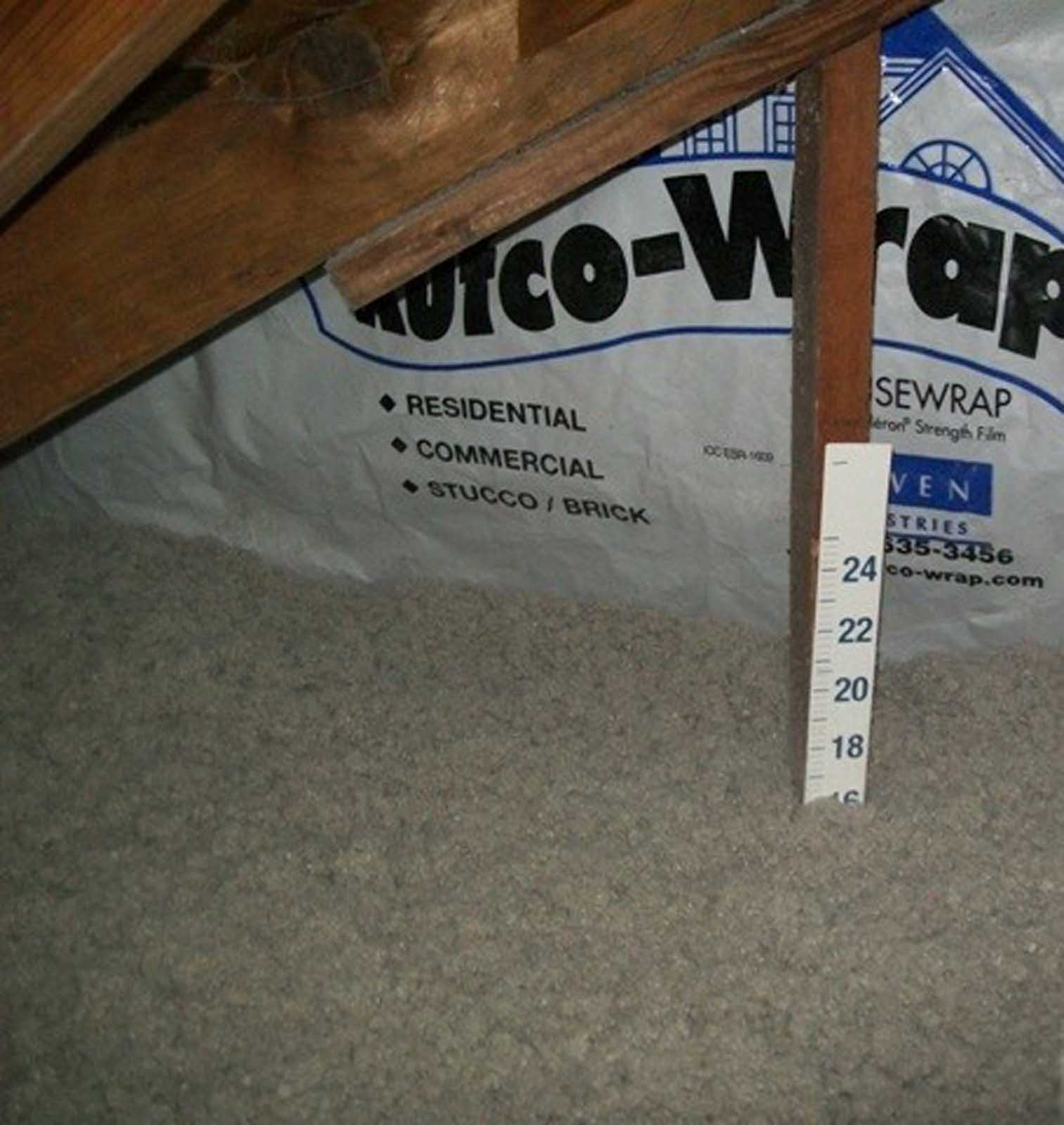 Insulation Services Page, Gallery, Attic Insulation Installation with cellulose insulation , MGT Insulation, Inc. (2)