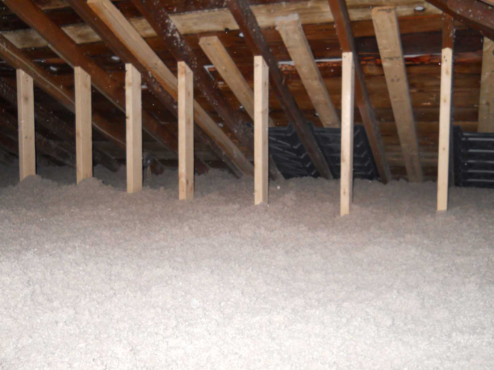 Insulation Services Page, Gallery, Attic Insulation Installation with cellulose insulation , MGT Insulation, Inc. (3)