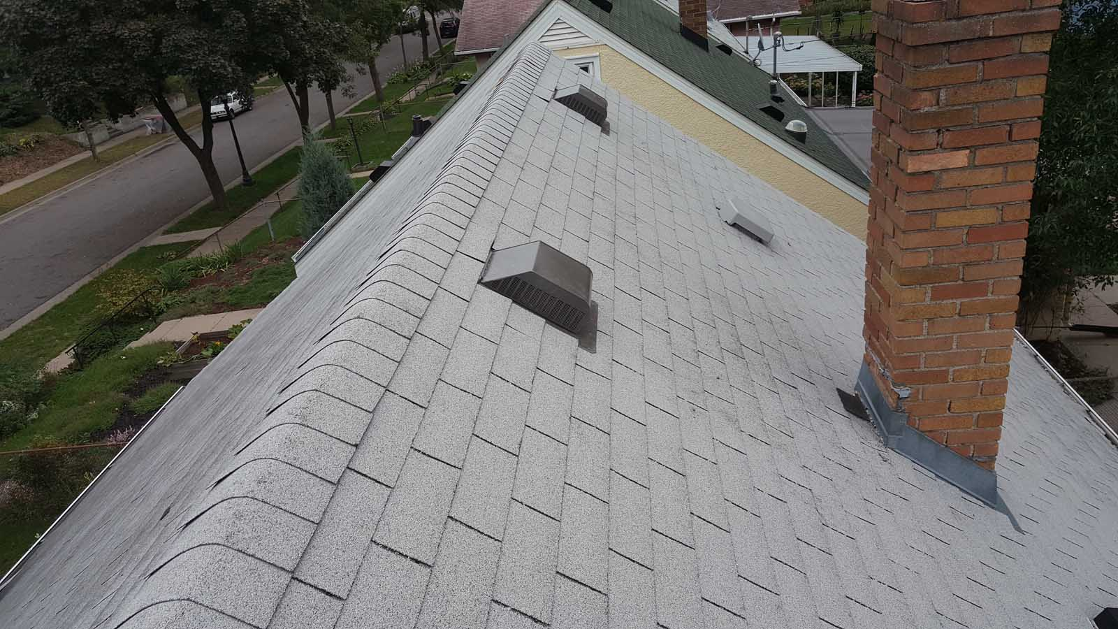 Insulation Services Page, Gallery, Roof vent installation - after, MGT Insulation, Inc.